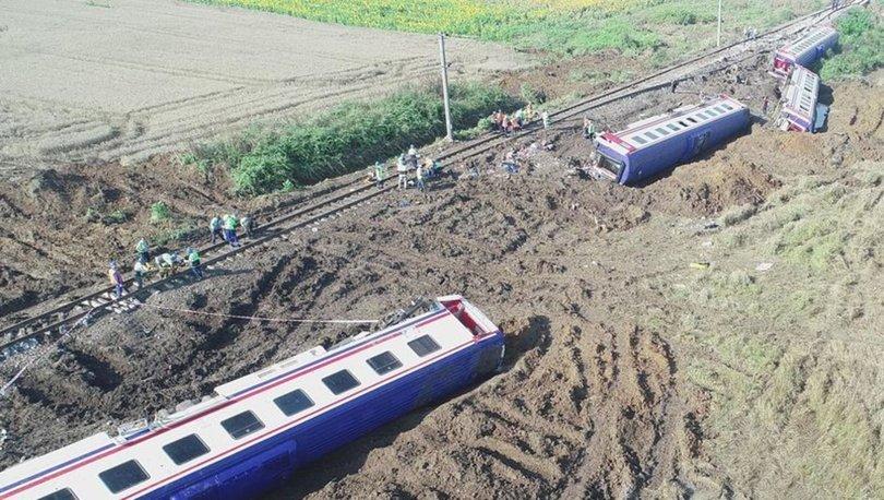 Son dakika: Çorlu tren faciasında 3 yolcuya rekor tazminat!