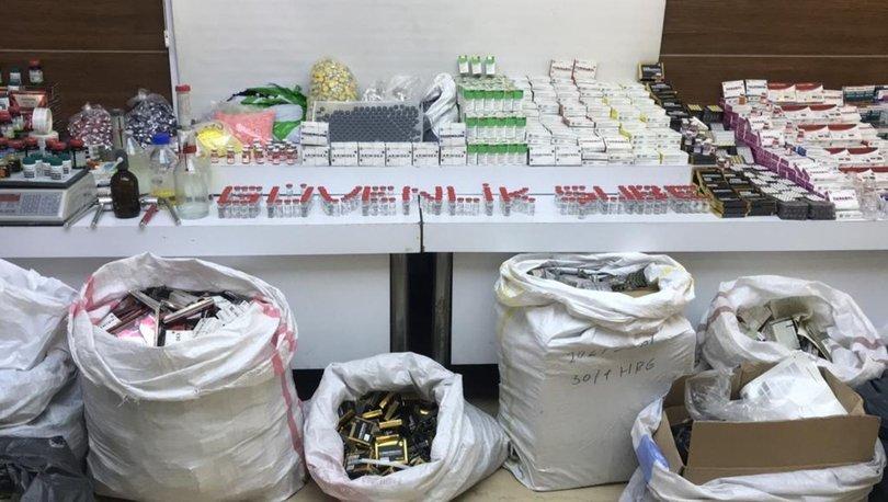 SON DAKİKA: Sahte Kovid-19 ilacı üretenlere operasyon! - Haberler