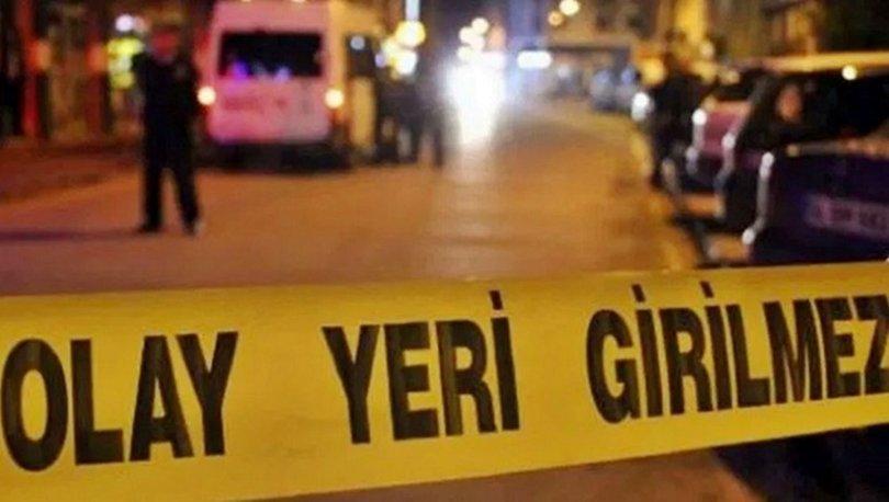 Manisa'da 1 kişi pompalı tüfekle öldürüldü, 2 şüpheli gözaltına alındı