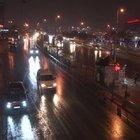 İSTANBUL'DA ETKİLİ SAĞANAK BAŞLADI