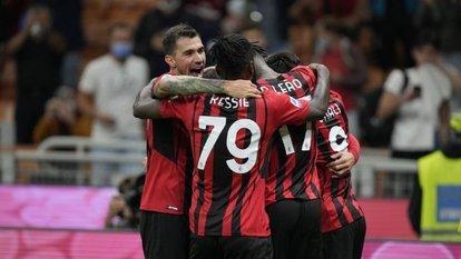 Milan iki golle kazandı