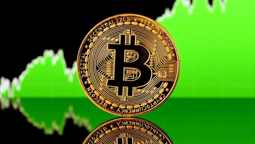 Bitcoin'de toparlanma