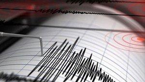 Yalova'da 3 büyüklüğünde deprem