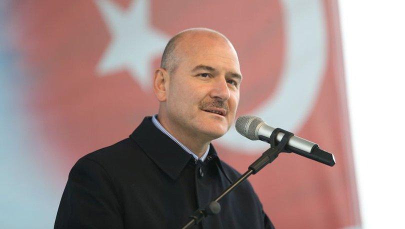 Bakan Soylu: Yüksekova'da 566 kg eroin ele geçirildi