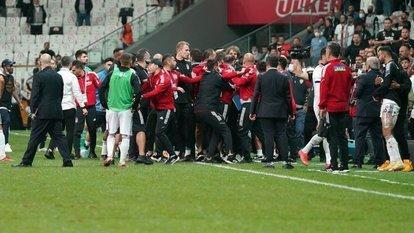 Beşiktaş ve Adana Demirspor PFDK'da