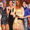 8. Mood Ödülleri sahiplerini buldu: Gecede ünlüler geçidi!