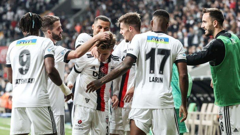 Beşiktaş, Altay'a konuk olacak