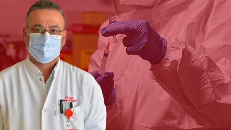 Bilim Kurulu Üyesi Gündüz: Milyonlarca aşı yapıldı, ciddi yan etki görülmedi