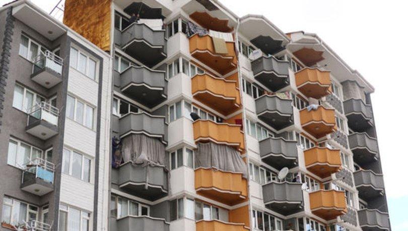 17 yaşındaki genç kız 6. kattan düştü - Son dakika haberler