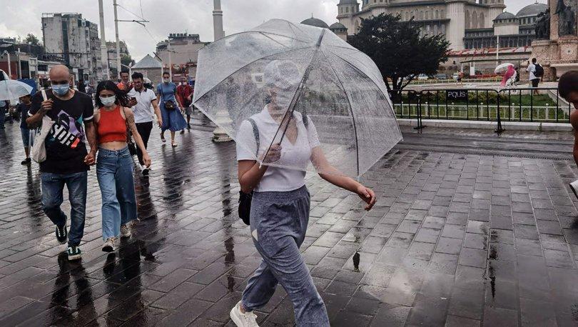 Meteoroloji'den 4 bölge için uyarı - Haberler