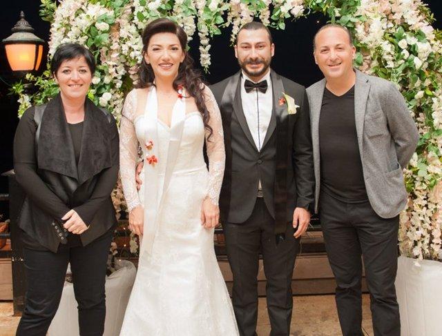 Suzan Kardeş'in kızı Begüm Kardeş evlendi - Magazin haberleri