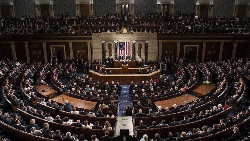 İsrail'e ilave 1 milyar dolarlık askeri yardım tasarısı ABD Temsilciler Meclisi'nden geçti