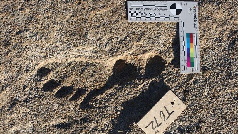 SON DAKİKA: Amerika'daki ilk insanların tarihiyle ilgili kanıtlar ortaya çıktı