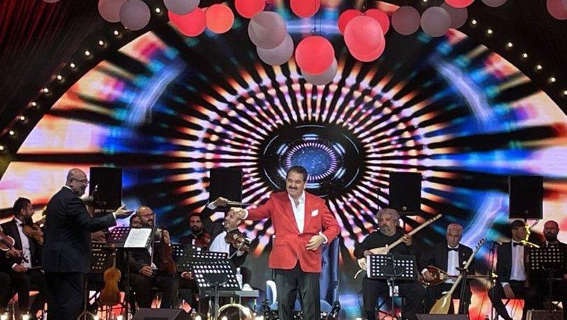 İbrahim Tatlıses 12 yıl sonra konser verdi - Magazin haberleri