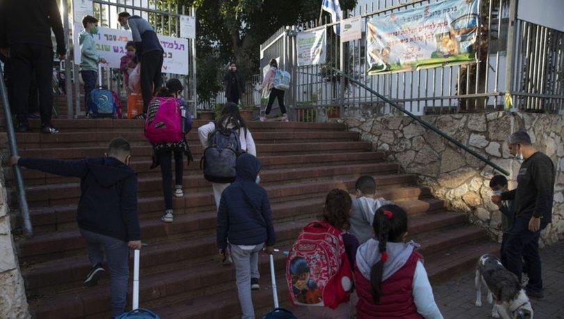 SON DAKİKA: İsrail'de aşı olmayan veya test yaptırmayan öğretmenler ders veremeyecek, ücret alamayacak