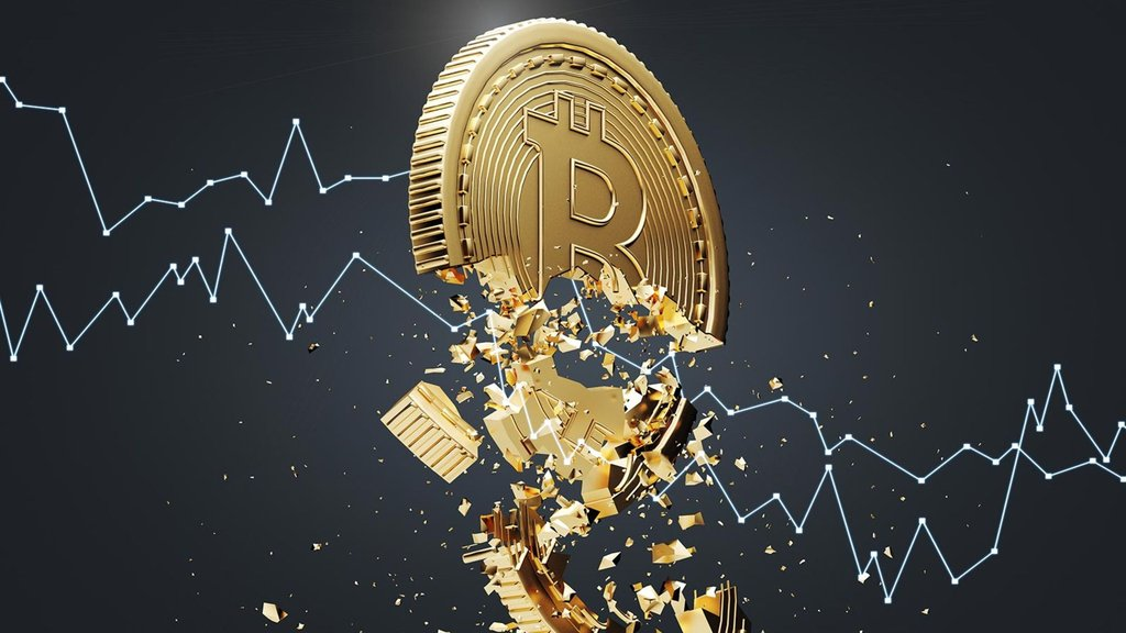 Bitcoin'i Çin çarptı