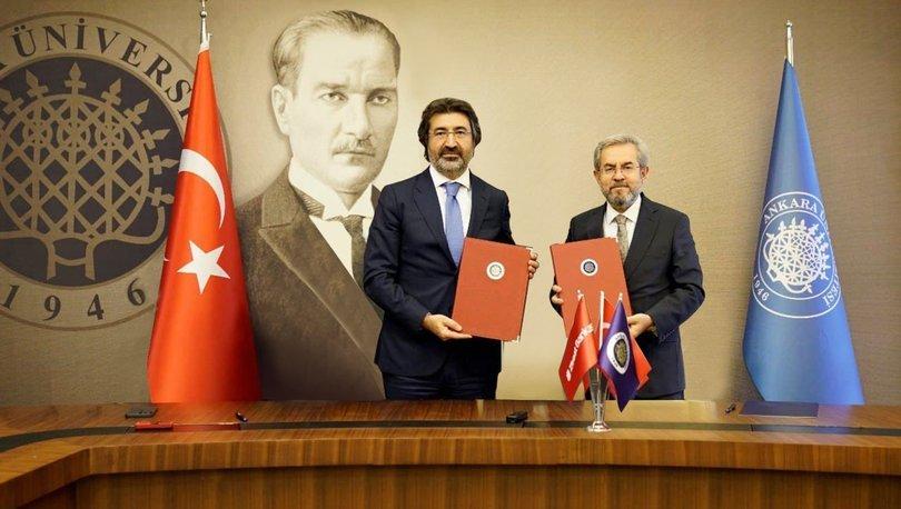 Ziraat Bankası'ndan Ankara Üniversitesi ile iş birliği