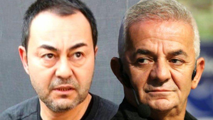 Zafer Algöz'den Serdar Ortaç'a sert tepki! - Magazin haberleri
