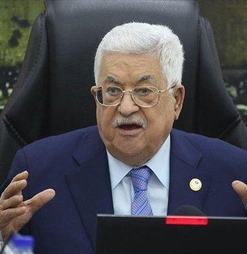 FilistinDevlet Başkanı Mahmud Abbas, İsrail-Filistinmeselesinde iki devletli çözümün başarısız olması durumunda, ya BM'nin 1947 tarihli 181 bölme kararına dönme seçeneği ya da herkesin eşit siyasi haklara sahip olduğu tarihiFilistintopraklarında tek devletli bir çözüm yoluna gideceklerini söyledi.