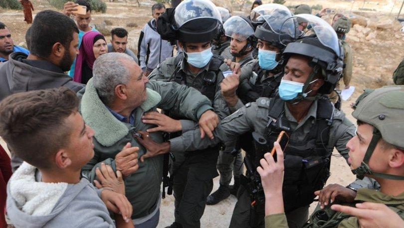 İsrail'den Filistinli protestoculara saldırı: 1 ölü, 90 yaralı