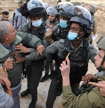 İsrail güçlerinin, Batı Şeria