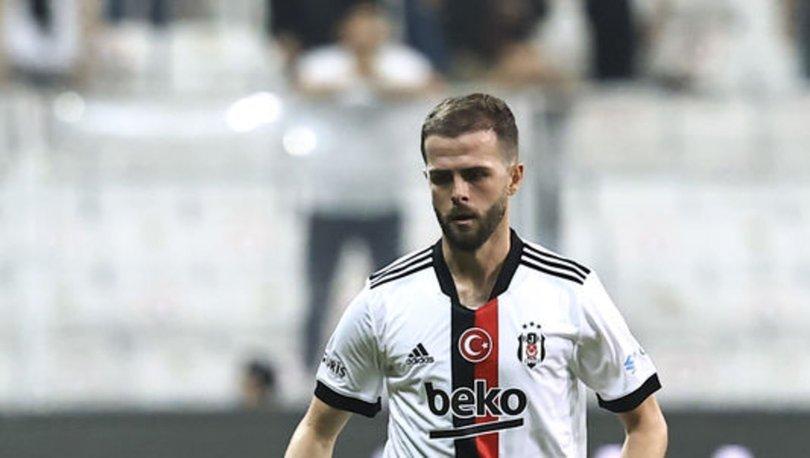 Beşiktaş'ta Miralem Pjanic de sakatlandı!