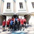 Şampiyonlar, Bakan Soylu'yu ziyaret etti
