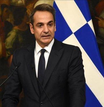 Birleşmiş Milletler 76. Genel Kurul görüşmeleri kapsamında konuşan Yunanistan Başbakanı Kiryakos Miçotakis, Türkiye ile iş birliği arayışında her tür çabayı göstereceğini belirtti.