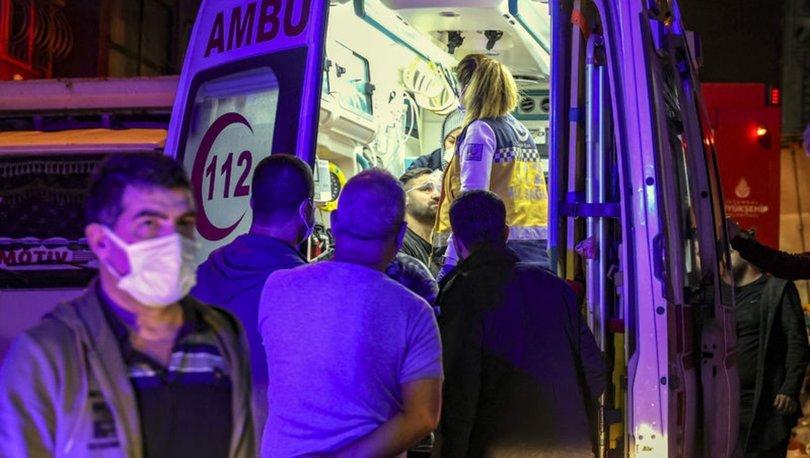 5 katlı binada büyük panik! 11 kişi ambulansa koştu - HABERLER