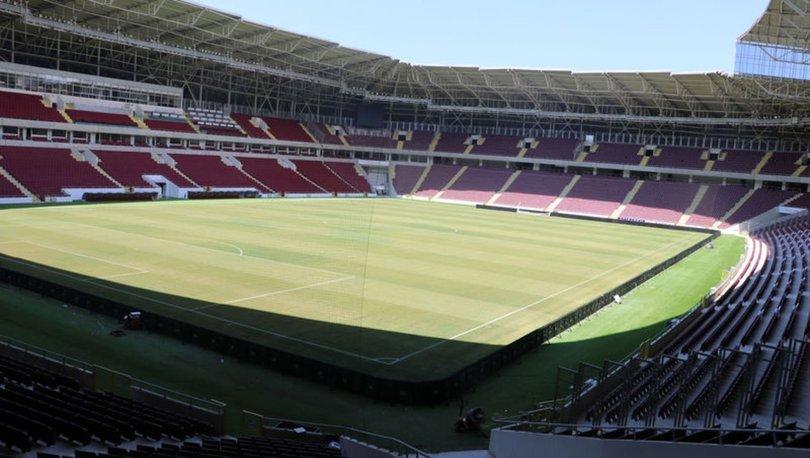 Hatayspor, Süper Lig'de yarın Fenerbahçe'yi konuk edecek