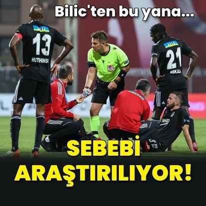 As oyuncular yok Beşiktaş yok