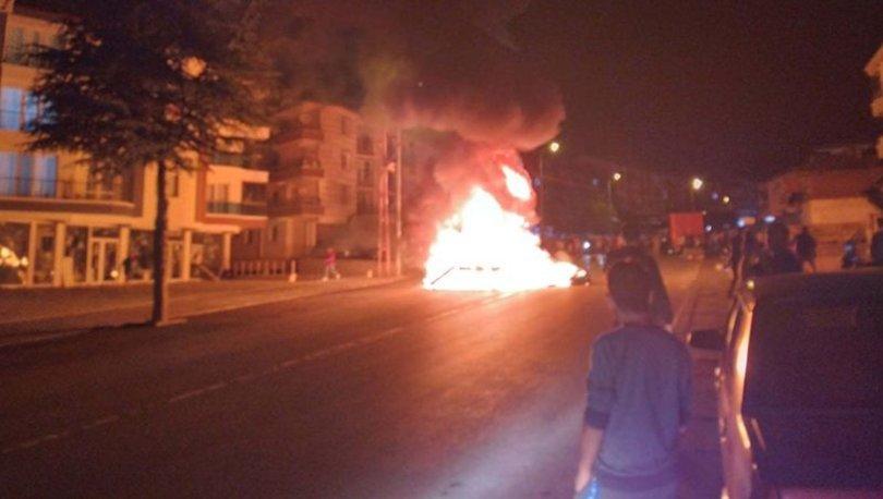 Altındağ'daki olaylara ilişkin 2 şüpheli hakkında iddianame hazırlanacak - Haberler