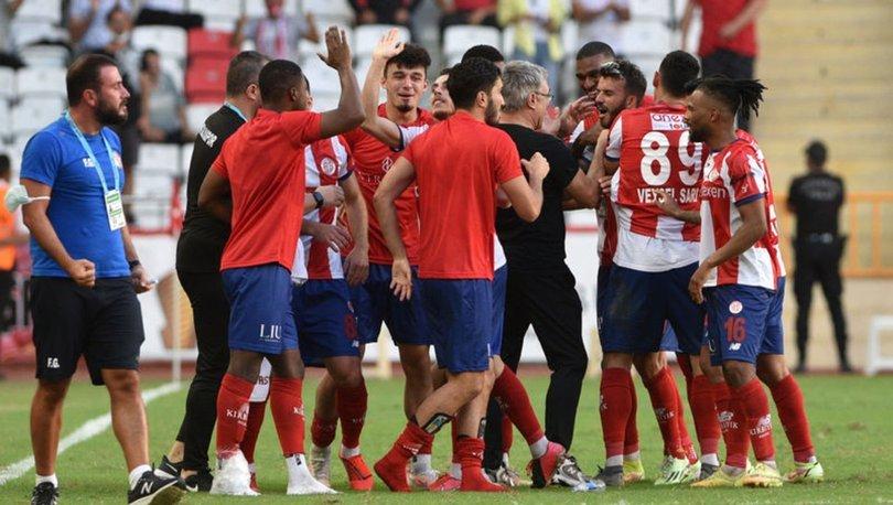 Antalyaspor: 1 - Yeni Malatyaspor: 0