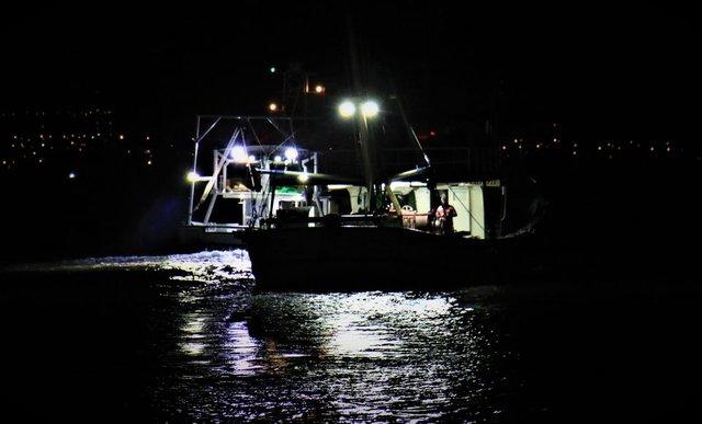 JUMBO SEVİNÇ! Son dakika: Hatay'da ağlara takılan jumbo karides balıkçıların yüzünü güldürüyor