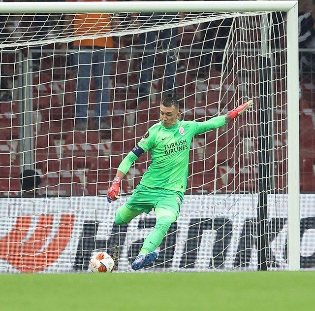 Galatasaray - Göztepe maçına doğru