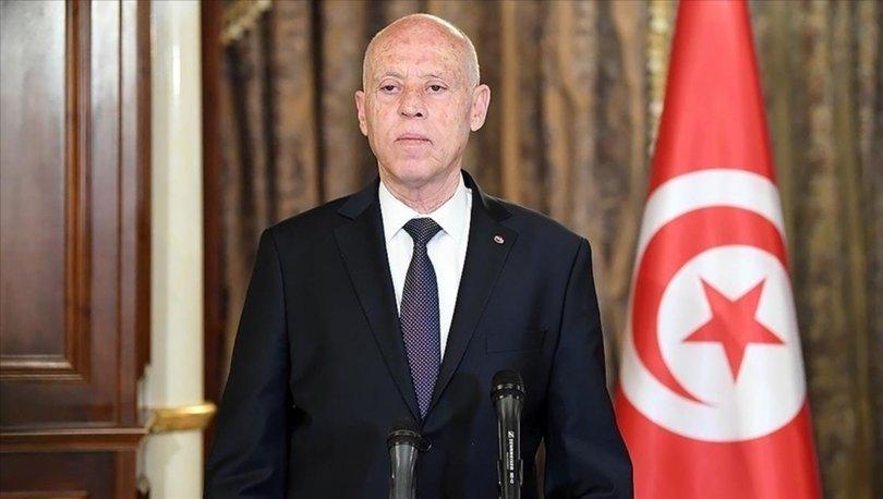 Tunus'ta STK'ler Cumhurbaşkanı Said'in
