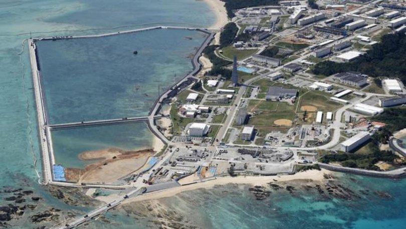 Japonya'da ana muhalefetten Okinawa'daki