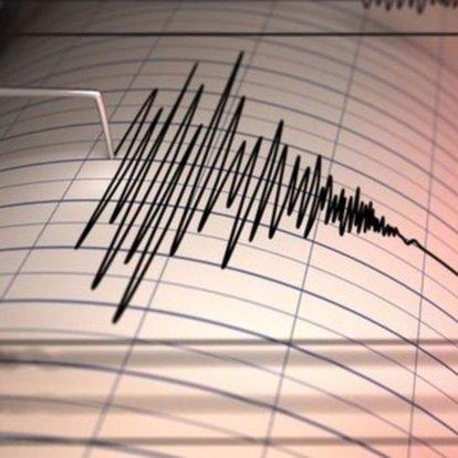 Datça'da 4 büyüklüğünde deprem