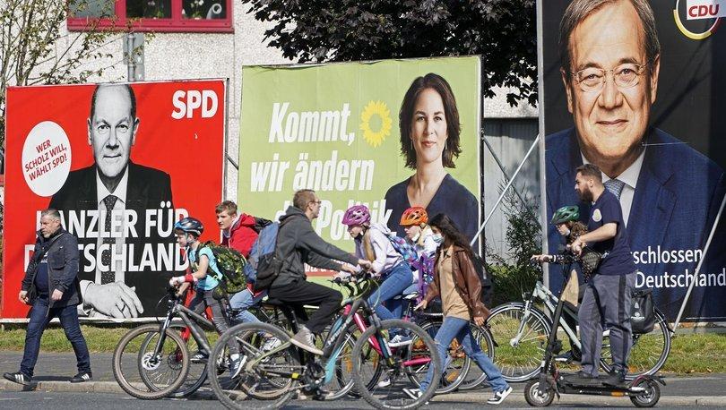 SON DAKİKA: Almanya Federal Seçimleri'nde oy verme işlemi başladı