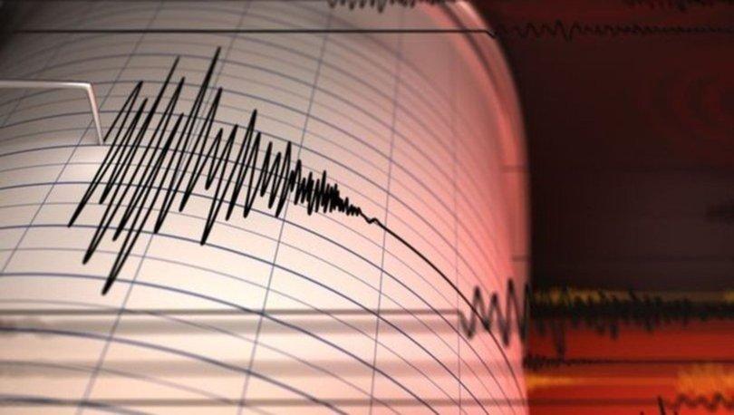 Son dakika deprem haberleri: Datça açıklarında 4 büyüklüğünde deprem - Kandilli ve AFAD