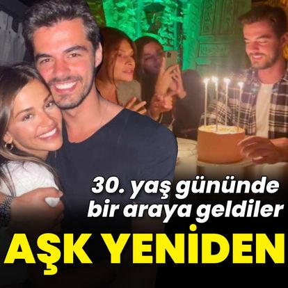 Berk Atan ile Selin Yağcıoğlu barıştı