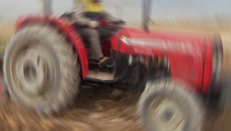 2 yaşındaki torununu traktörle ezdi