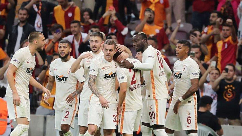 Galatasaray: 2 - Göztepe: 1   MAÇ SONUCU