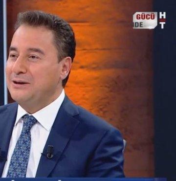 Ali Babacan'dan Cumhurbaşkanlığı adaylığı açıklaması
