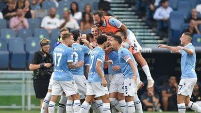 Roma derbisini Lazio kazandı!