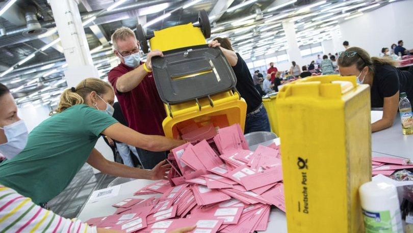 SON DAKİKA: Almanya'da resmi olmayan seçim sonuçları belli oldu! Koalisyon arayışları başladı