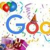 Google'ın 23. yaş günü Doodle oldu!