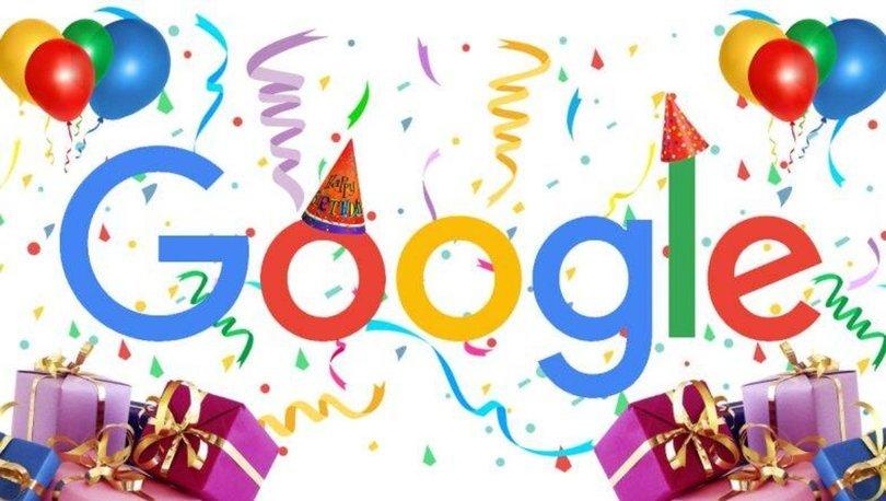 Google'ın 23. yaş günü Doodle oldu! Google ne zaman ve nasıl kuruldu? Google kurucusu kimdir?