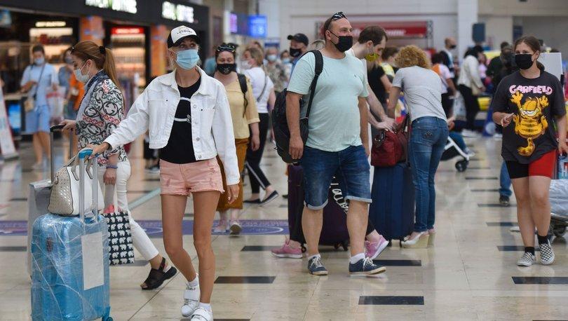 Kovid-19'un 2020'de dünya genelinde turizme maliyeti 1,3 trilyon dolar