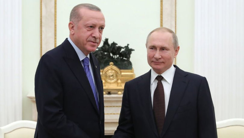 SON DAKİKA: Kremlin'den Cumhurbaşkanı Erdoğan ve Rusya Devlet Başkanı Putin görüşmesine ilişkin açıklama